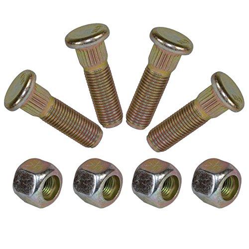 AB Tools Pack de 4 3/8\