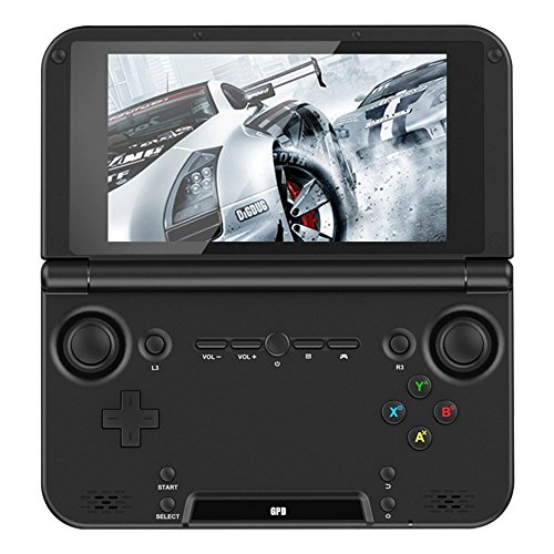 GPD XD Plus (32 GB) (Android 7.0) - Hexa Core Gaming Tablet 5'' con Emuladores y Roms para Playstation, PSP, Nintendo 64, Gameboy, Sega, Arcade Mame, Dreamcast