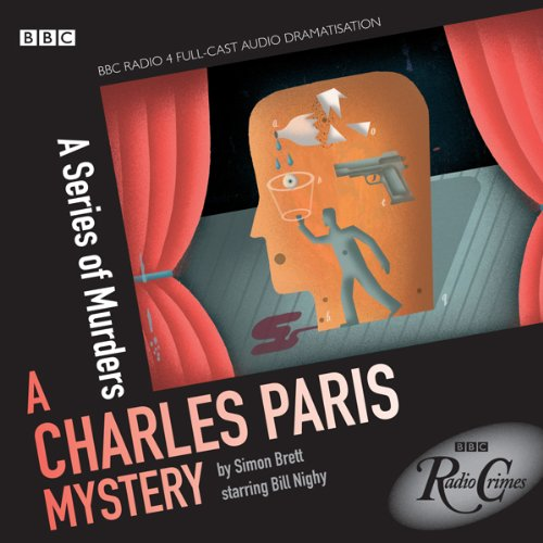 Radio Crimes audiobook cover art