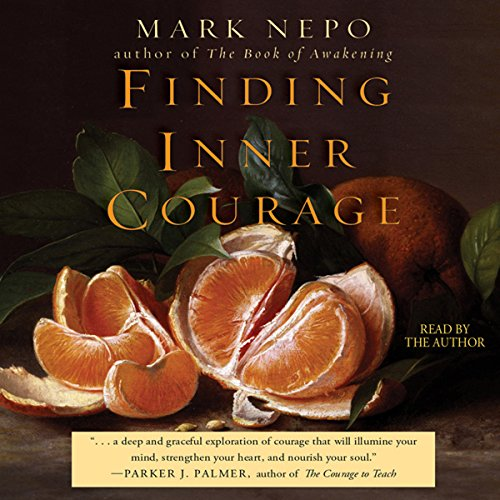 Finding Inner Courage audiobook cover art