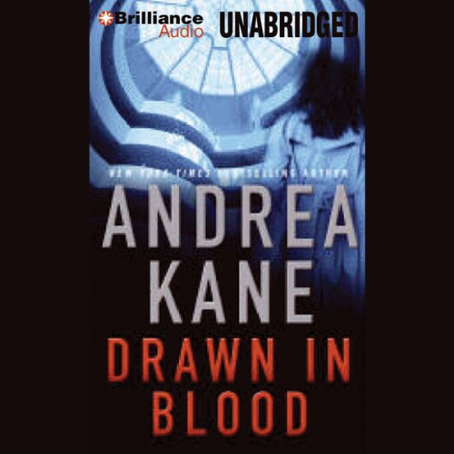 Drawn in Blood audiobook cover art