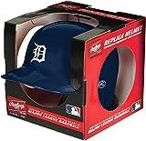 Rawlings MLB Detroit Tigers Mini Replica Helmet, Blue