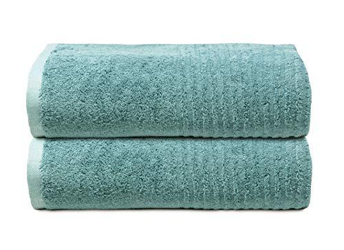 TRIDENT Simply Fresh 2 Piece Jumbo Bath Sheet
