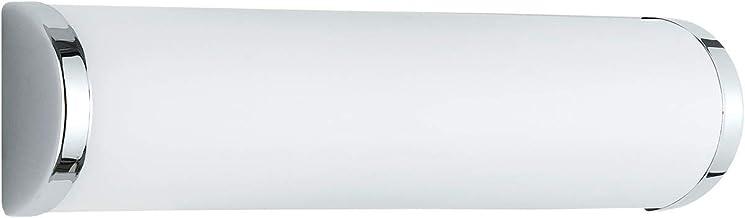 LED Wandlamp - Wandverlichting - Trion Xiany - E14 Fitting - 3-lichts - Rond - Glans Chroom - Aluminium