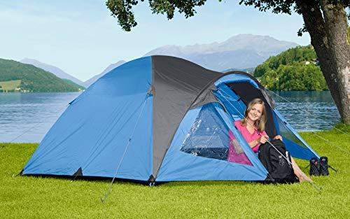 Berger Kuppelzelt Kiwi NZ 4 Campinzelt Zelt Festival Trekkingzelt Zeltlager Schlafzelt Camping Reise