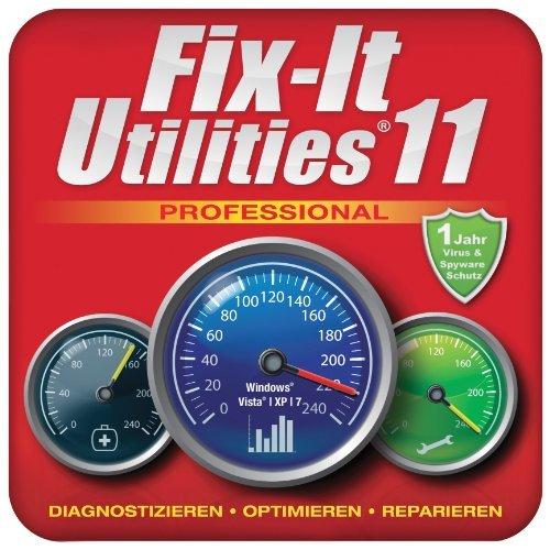 Fix-It Utilities 11 Professional [Download]