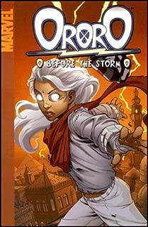 Astonishing X-Men: Ororo - Before The Storm
