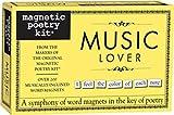 Music Lover-Magnetic Poetry Kit