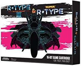 R-Type 3 & Super R-type Collector's Edition