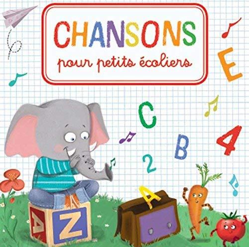 Chansons pour petits ecoliers - CD educatif