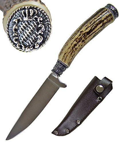 Funk Hirschhorn -   Trachtenmesser mit