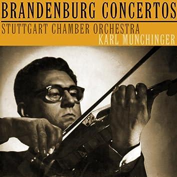Brandenburg Concertos 2, 4 & 5