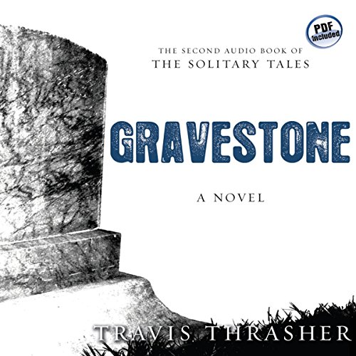 Gravestone audiobook cover art
