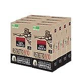 San Marco - Capsules de Café Bio Ristretto N°10 - Puissant et Subtil - 100% Arabica - Capsules Compostables, Sans Aluminium - 8 x 10 Capsules Compatibles Machines Nespresso ® *