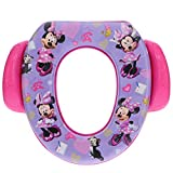 Disney Minnie Mouse 'Happy Helpers' Soft Potty Seat