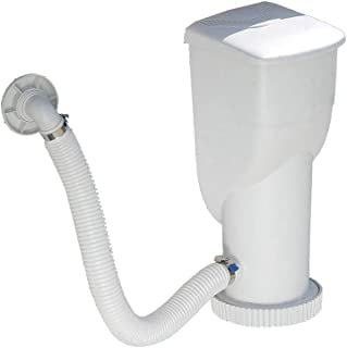 Summer Waves SkimmerPlus SFX1500167 1500 Gallon Above Ground Pool Filter Pump