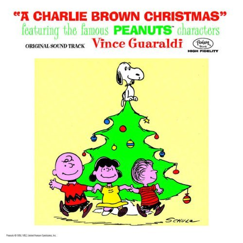 Charlie Brown Christmas by Vince Trio Guaraldi