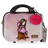 Neceser ABS Gorjuss Adaptable a Trolley Wishing and Hoping, Multicolor, 29x21x15 cm