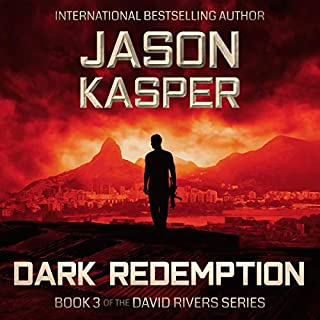 Dark Redemption: An Action Thriller Novel cover art