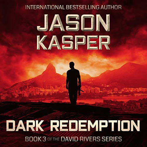 Dark Redemption: An Action Thriller Novel audiobook cover art