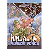 Ninja the Mission Force: The Complete First Season