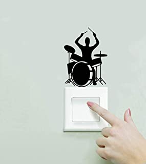 Spoil Your Wall Brand, Stickers for Electrical Switches, Home Decor, Waterproof Wall Stickers , 2724622433241