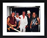 Deep Purple Framed Photo
