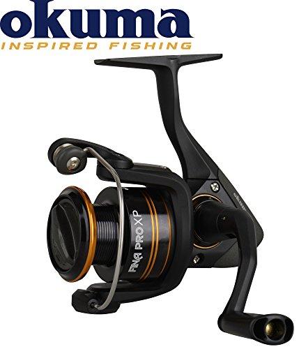 Okuma Fina Pro XP FPX-80 - Angelrolle zum Meeresangeln, Pilkrolle zum Jiggen & Pilkangeln auf Dorsch, Stationärrolle zum Pilken