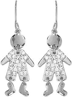 Platinum Plated Earring For Women (DAR0000195)