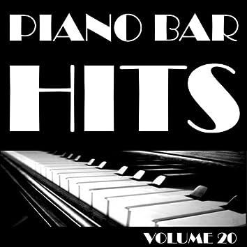 Piano Bar Hits (Volume 20)