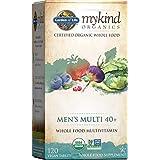 Garden of Life mykind Organics Whole Food Multiv