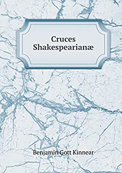 Paperback Cruces Shakespearianae Book
