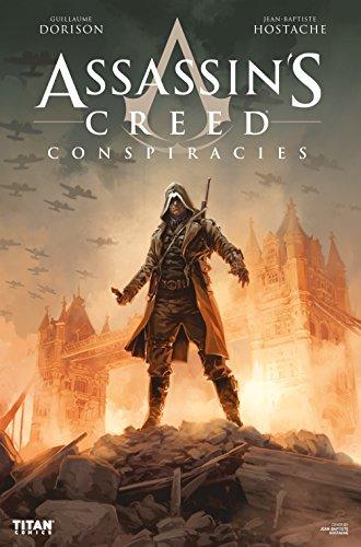 Amazon Com Assassin S Creed Conspiracies 1 Ebook Dorison