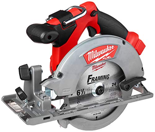 """MILWAUKEE'S 2730-20 M18 Fuel 6 1/2"""" Circular Saw , Brushless (Tool Only)"""