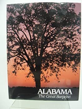 Hardcover Alabama - The Great Surprise Book