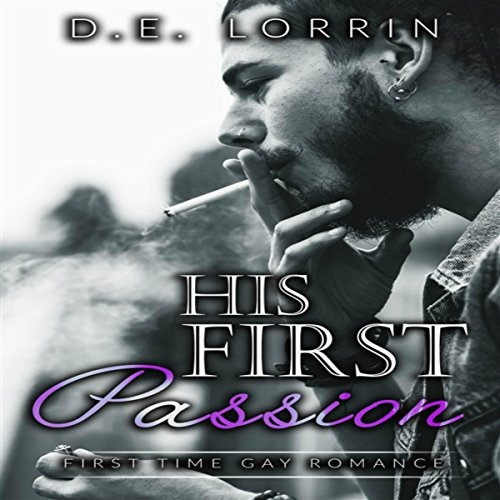 Gay Romance: His First Passion cover art