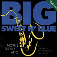 Big Sweet & Blue by Norris Quartet Turney (1995-04-10)