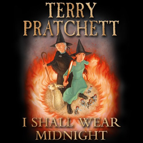 I Shall Wear Midnight cover art