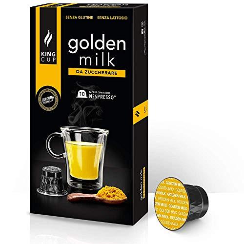 50 capsule Nespresso®* di Golden Milk Da Zuccherare