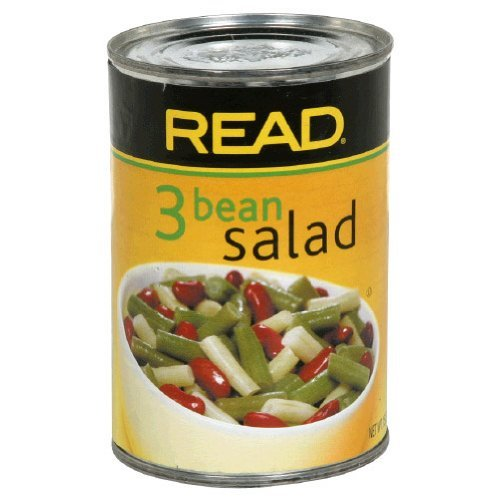 Read 3 Bean Salad Can, 15-ounces (Pack of12)