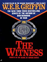 The Witness (Badge of Honor Book 4)