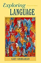 Exploring Language with NEW MyCompLab -- Access Card Package (13th Edition)