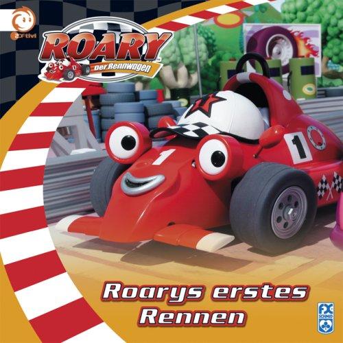 Roary der Rennwagen,Wettrennen in Silbertal Roarys Ausflug ans Meer Kinderbuch a
