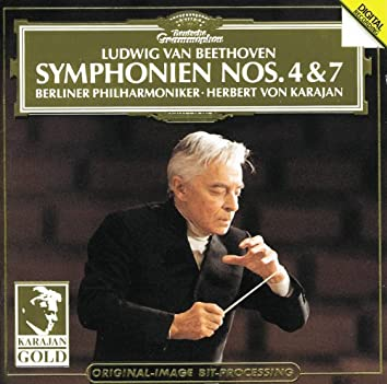 ベートーヴェン:交響曲第4番、第7番