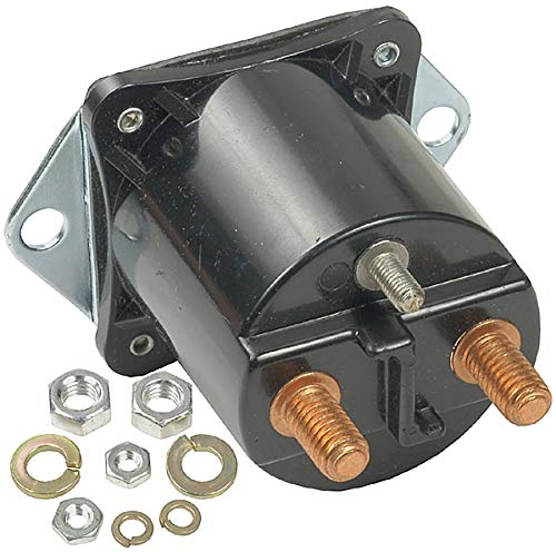 New Solenoid Replacement 240-20011 12V International Harvester 107655C1 Prestolite 15-345, SBC4201E
