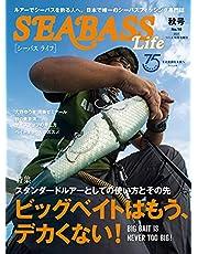 SEABASS Life(10) 2021年 10月号 [雑誌]: つり人 増刊