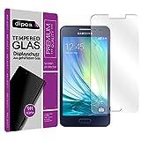 dipos I Verre Trempé Protecteur d'écran compatible avec Samsung Galaxy A3 (A300) Protection...