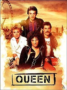 777 Tri-Seven Entertainment Queen Poster Music Wall Art Print  18x24  Multi-Color