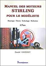 Manuel des moteurs Stirling de Daniel Lyonnet