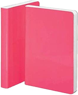 Nuuna Dot Grid 4.25x6 Premium Notebook (Candy Neon Pink)